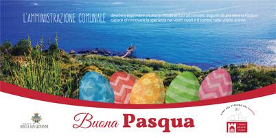 I Borghi piu belli d'Italia - Auguri di Pasqua