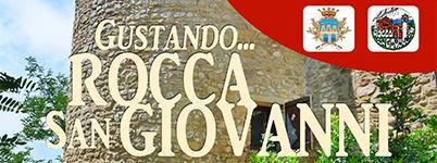 Gustando Rocca San Giovanni
